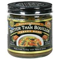 Better Than Bouillon Turkey Base, 8 Oz