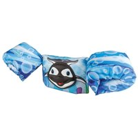 Stearns Puddle Jumper Deluxe 3D Child Life Jacket, Orca