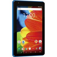 """Refurbished RCA Voyager 7"""" 16GB Wifi RCT6873W42 Tablet Android 6.0 Marshmallow, Blue"""