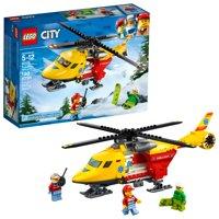 LEGO City Great Vehicles Ambulance Helicopter 60179