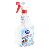 (2 Pack) Great Value Multi-Surface Cleaner with Vinegar, 32 oz