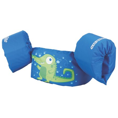Stearns Puddle Jumper Child Life Jacket, Gator (Children Floaties)