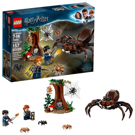 - LEGO Harry Potter TM Aragog's Lair 75950