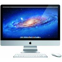 """Apple iMac MC813LL/A 27"""" Desktop - Manufacturer Refurbished"""