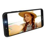 "BLU Studio View XL - Smartphone - dual-SIM - 3G - 16 GB - microSDXC slot - GSM - 5.7"" - 1440 x 720 pixels (282 ppi) - IPS - RAM 1 GB - 13 MP (5 MP front camera) - Android - black"