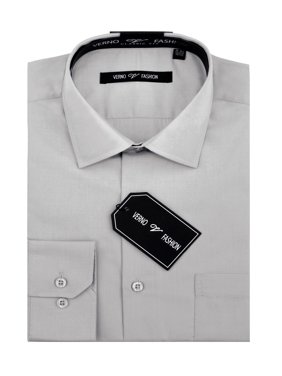 Big Men's Classic Fashion Fit Dress Shirt