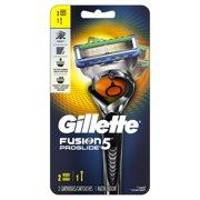 Gillette Fusion5 ProGlide Mens Razor, Handle & 2 Blade Refills