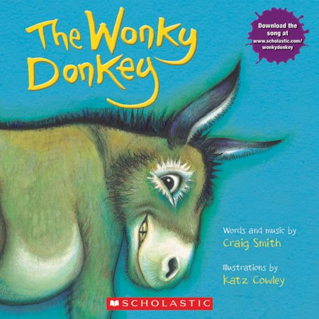 The Wonky Donkey (Paperback)](Children's Counting Books)