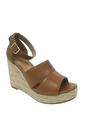 Women's Time And Tru Covered Wedge
