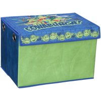 Nickelodeon Teenage Mutant Ninja Turtles Fabric Toy Box by Delta Children