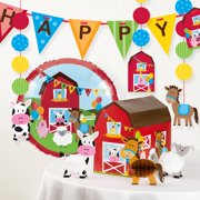 Farm Themed Birthday Party Supplies