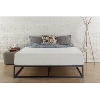 "Zinus Joseph Modern Studio 10"" Platforma Low Profile Bed Frame"