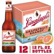 Leinenkugel's Grapefruit Shandy Beer, 12 Pack, 12 fl. oz. Bottles, 4.2% ABV