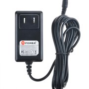 PKPOWER 6.6FT Cable AC / DC Adapter For Dymo LabelManager 420P 1768815 Label Printer Power Supply Cord Cable PS Wall Home Charger Mains PSU