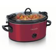 Crock-Pot Cook & Carry Manual Slow Cooker, 6-Quart (SCCPVL600-R)