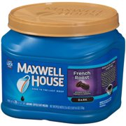 (3 Pack) Maxwell House French Roast Ground Coffee, 25.6 oz Canister