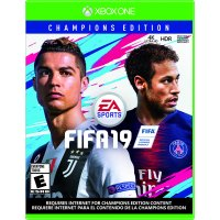 FIFA 19 Champions Edition, Electronic Arts, Xbox One, 014633739237