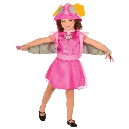 paw patrol skye child halloween costume small 4 6