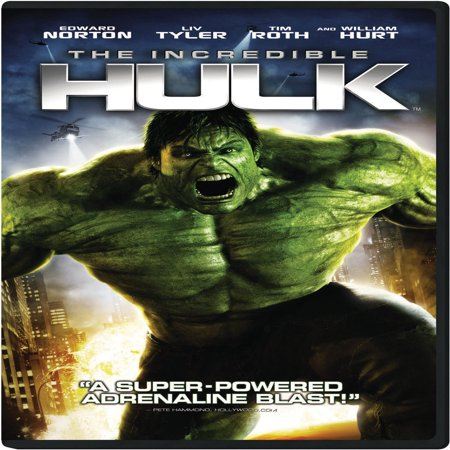 The Incredible Hulk (DVD) - When Is Halloween Movie On Tv