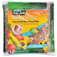 Wild Harvest Advanced Nutrition Diet Guinea Pig Food, 4 lbs.
