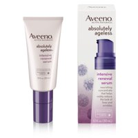 Aveeno Absolutely Ageless Intensive Anti-Aging Renewal Serum, 1 fl. oz