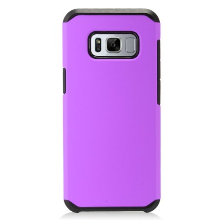 Samsung Galaxy S8 Plus Case, Samsung Galaxy S8+ Case, by Insten Dual Layer [Shock Absorbing] Hybrid Hard Snap-in Case Phone Cover For Samsung Galaxy S8 Plus S8+