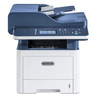 Xerox WorkCentre 3345 Black-and-White Multifunction Printer, Copy/Fax/Print/Scan