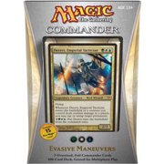 MtG Commander 2013 Evasive Maneuvers EDH Deck