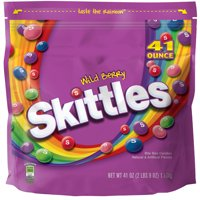 Skittles Wild Berry Chewy Candy, 41 Oz.