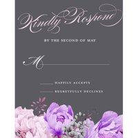 Enchanting Blossoms Standard RSVP