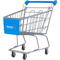 "My Life As Shopping Cart, Walmart Logo, Accessory for 18"" Dolls"