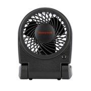 Honeywell Turbo Portable Folding Fan, Model #HTF090B, Black