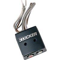 Kicker Line Out Converter (KISLOC) 2-Channel K-Series Speaker Wire to RCA Line Out Converter (LOC)
