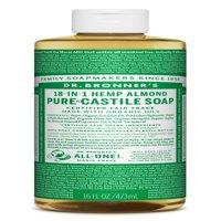 Dr. Bronner's Almond Pure-Castile Liquid Soap - 16 oz
