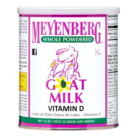Meyenberg Whole Powdered Goat Milk, 12 oz ()