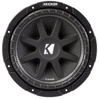 "Kicker 43C124 Classic 12"" Comp 4 Ohm SVC Subwoofer"