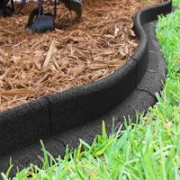 Ecoborder - Landscape Edging Black 6pk