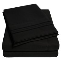 1800 Thread Count Egyptian Comfort Sheet Set by Sweet Home Collection