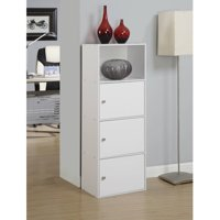 Convenience Concepts XTRA Storage 3-Door Cabinet