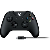 Microsoft Xbox Wireless Controller + Cable for Windows