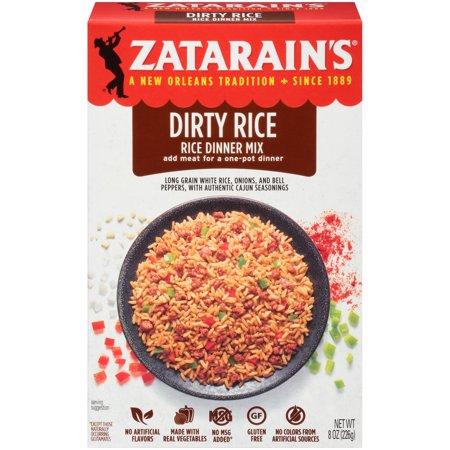 Zatarain's Dirty Rice Dinner Mix, 8 oz ()