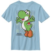 bd01770b9e Nintendo Boys' Super Mario Yoshi T-Shirt