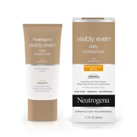 Neutrogena Visibly Even Daily Facial SPF 30 Moisturizer, 1.7 fl. Oz