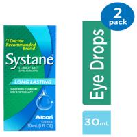 SYSTANE Lubricant Eye Drops Long Lasting, 30 mL
