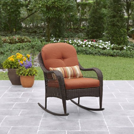 Butterfly Collection Rocking Chair - Better Homes & Gardens Azalea Ridge Outdoor Rocking Chair