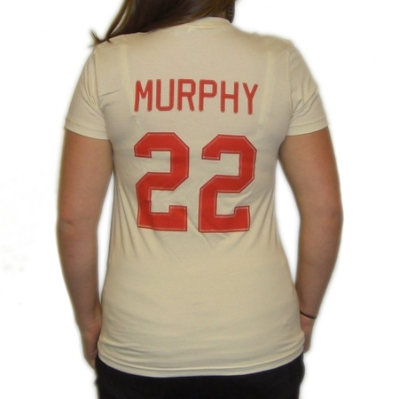 Doris Murphy Rockford Peaches Jersey T-Shirt Costume A League of Their Own