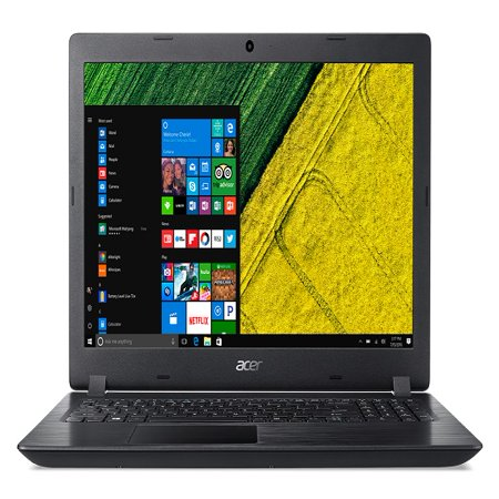 "Acer Aspire 15.6"" HD Laptop, Intel Core i5-7200U, 6GB DDR4 RAM, 1TB HDD, Windows 10 Home - Black - A315-51-51SL"