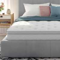 Signature Sleep Gold 10 Inch Revive 5 Zone Independently Encased Coil Mattress