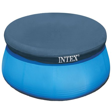 Pool Debris Cover - Intex 15' Easy Set Swimming Pool Debris Vinyl Cover Tarp | 28023E