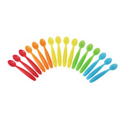 The First Years Take & Toss Infant Spoons, 16 Pk